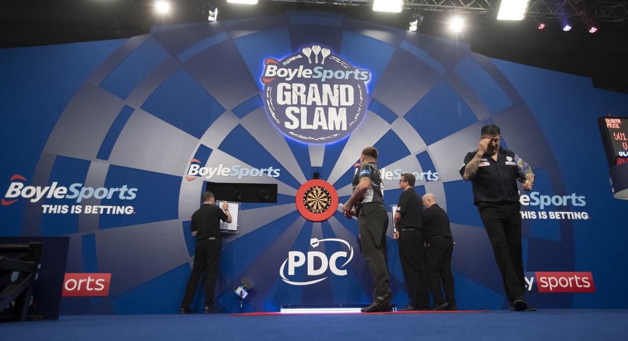Darts Grand Slam 2021